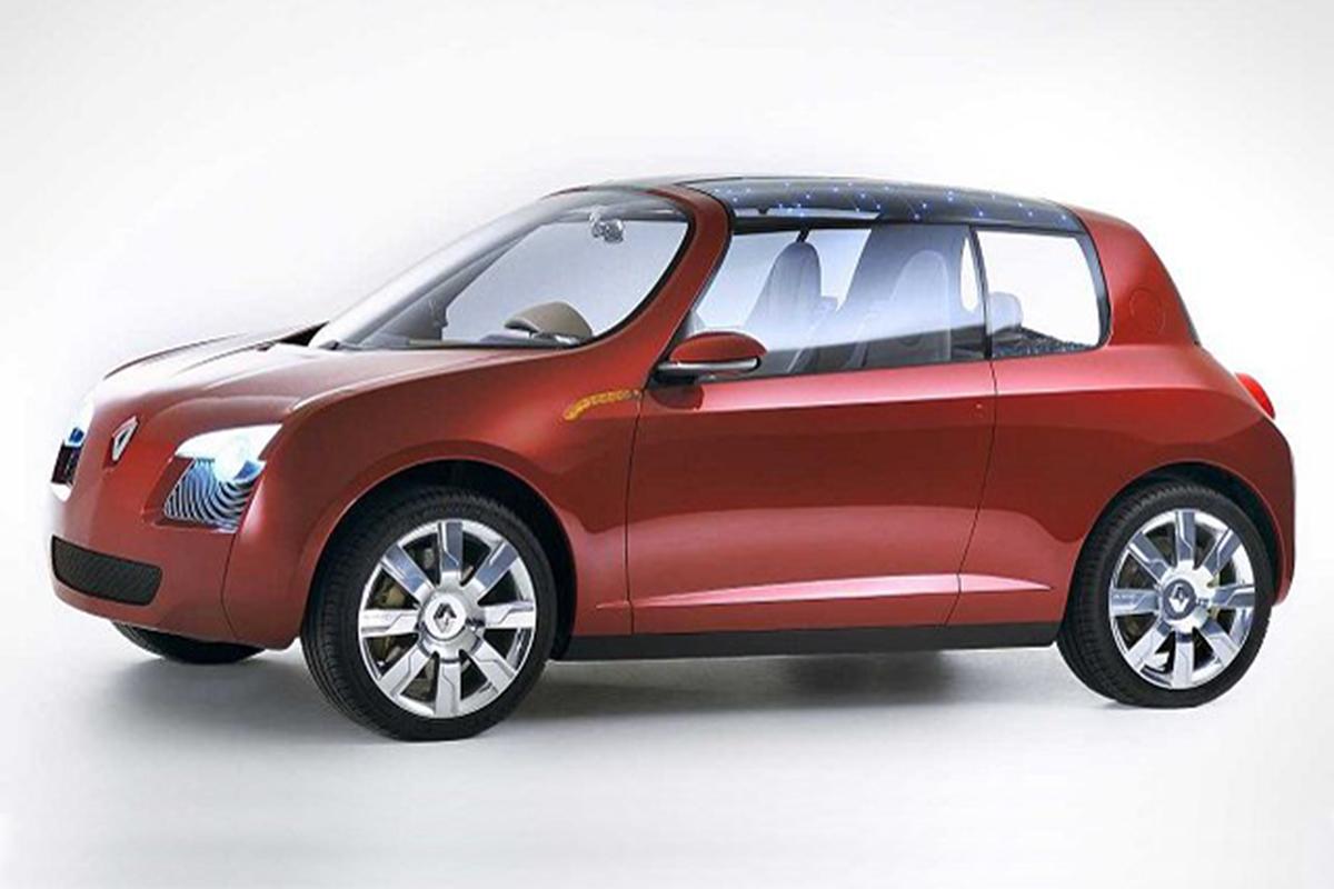 Renault Zoé City Concept Car (Image: Renault)