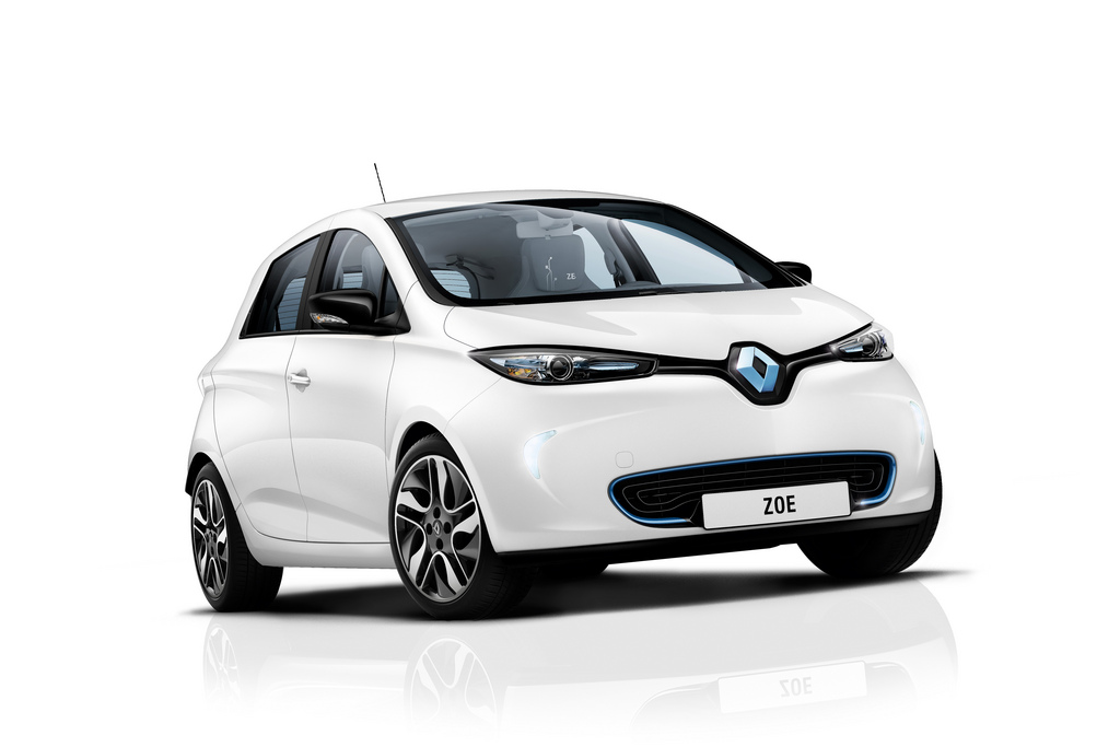 ZOE Production (Image: Renault)