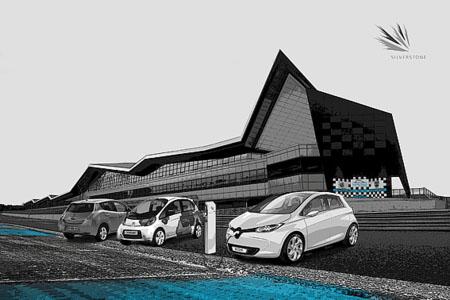 Renault Zoe at EV & Low CO2 Fleet Show (Image: EVFleetShow.co.uk)