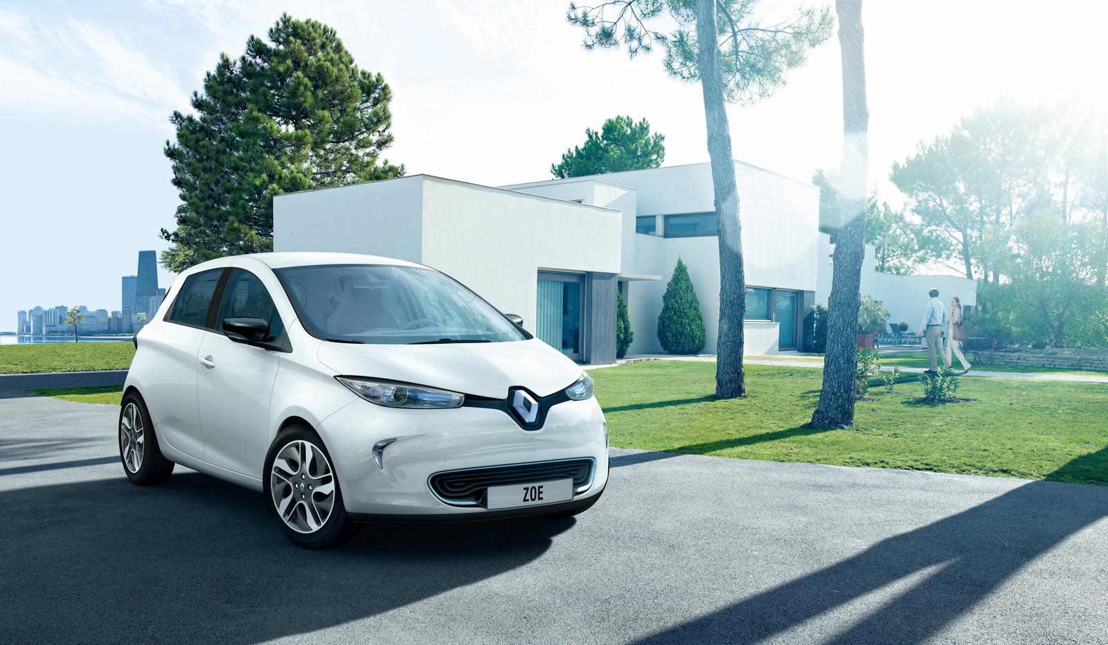 Zoe 2012 (Image: Renault)