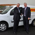 DHL Orders Zoe and Ambitious Nissan-Renault EV Target
