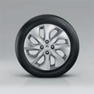 """16"""" Aerotronic Wheel (Image: Renault)"""