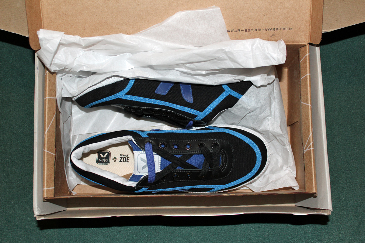 Zoe Training Shoes (Image: T. Larkum)
