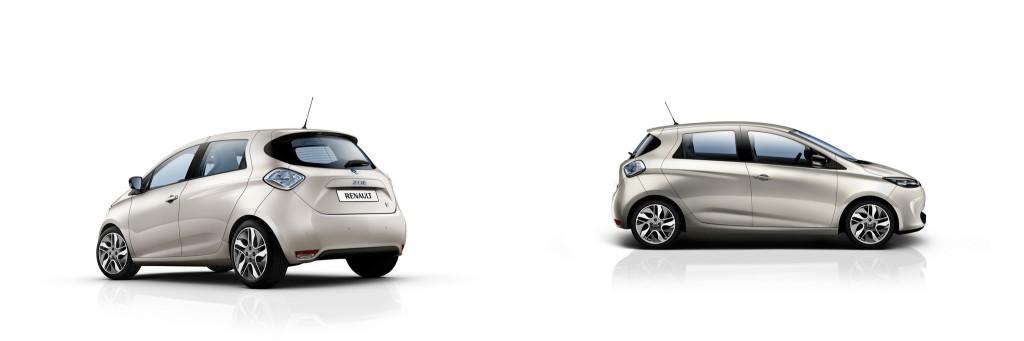 Zoe in Calico Grey (Image: Renault)