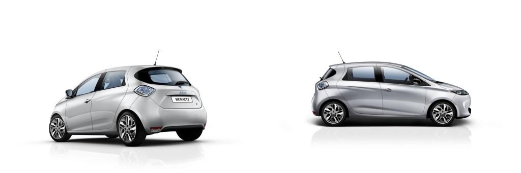 Zoe in Neptune Grey (Image: Renault)