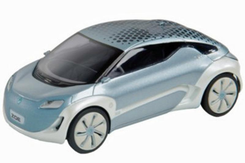 Zoe Concept Scale Model