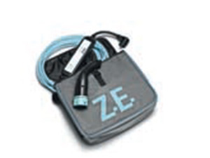 Zoe Occasional Charging Cable (Image: Renault)