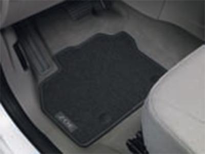 Zoe 'Comfort' Floor Mat (Image: Renault)