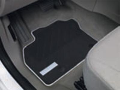 Zoe 'Premium' Floor Mat (Image: Renault)