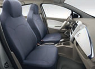 Zoe Seat Covers (Image: Renault)