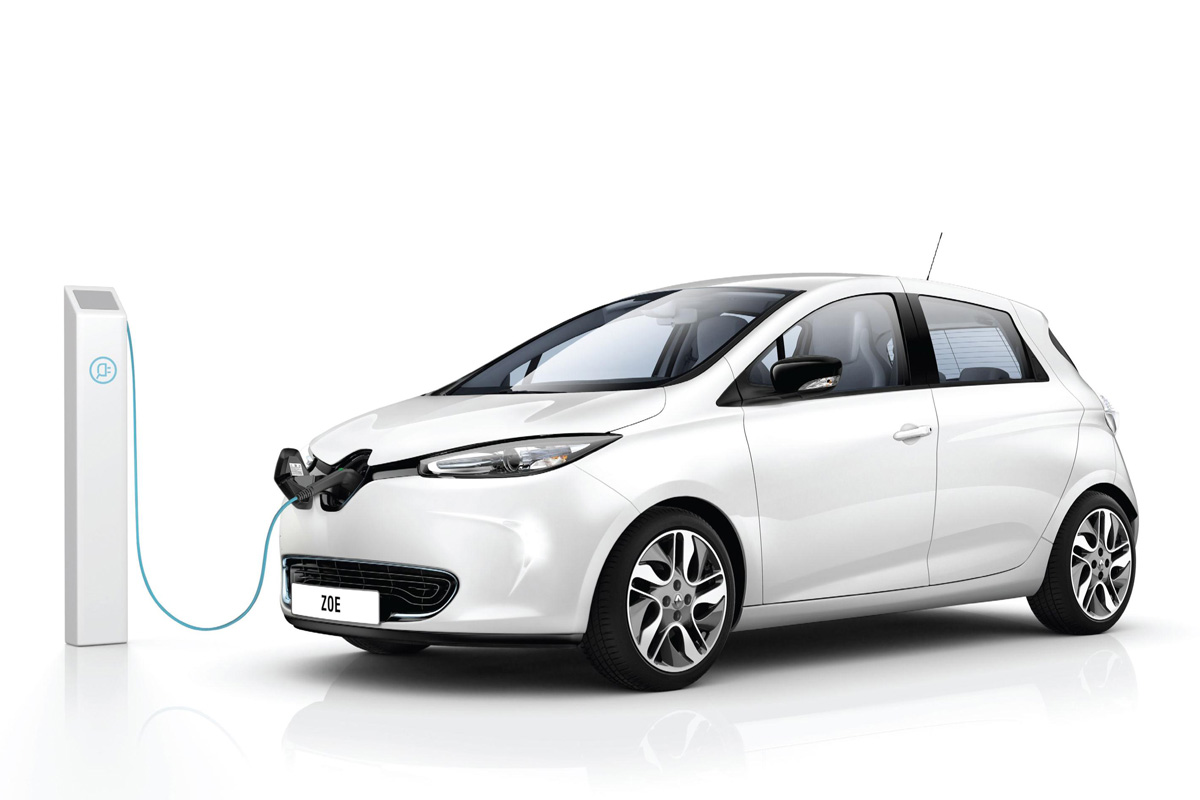 Renault to supply 2,000 ZOE vehicles to UGAP