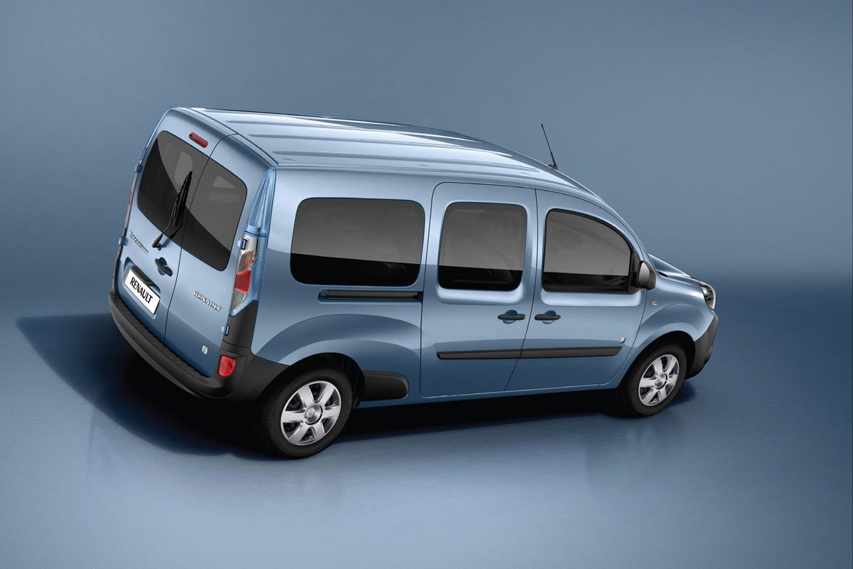 Kangoo Van Maxi Z.E.