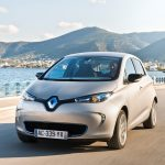 Zoe Deliveries Begin in France 2
