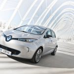 Renault ZOE and Renault's 'The Bump' show stand concept scoop Red Dot 'Product Design 2013' Awards