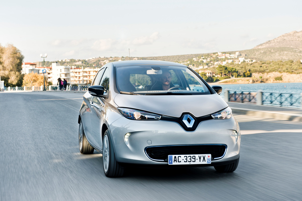 Zoe in Motion (Image: Renault)