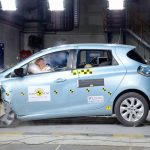 A five-star Euro NCAP rating for ZOE puts Renault's Z.E. range at the very top, too!
