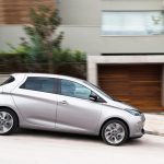Renault ZOE – the electric supermini for everyday use