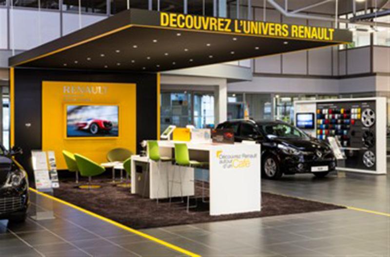 Renault Amiens - Inside the new program c@re (Image: Renault)