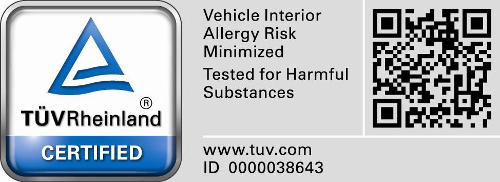 Cabin certified by TÜV Rheinland (Image: Renault)