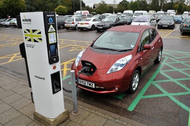 Ecotricity Motorway Service Station Fast Charger (Image: Ecotricity)