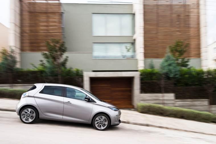 Renault ZOE (Image: Renault)