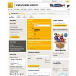 Renault Online Support 1: The 'My Renault' Site