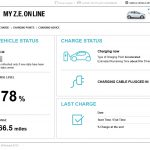 Renault Online Support 2: The 'My Z.E. Online' Site
