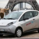 Renault Bolloré partnership in electric vehicles