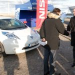 Nissan to Lead (ZOE Compatible) Rapid Charge Network Project