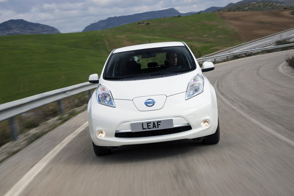 The UK market for electric cars is smaller than France and Norway (Image: GreenCarWebsite)