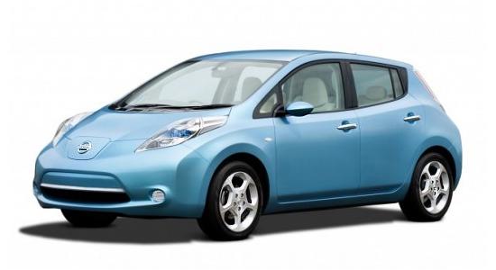 Nissan Leaf (Image: NissanUSA.com)