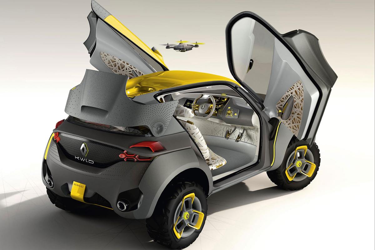 KWID Concept Car (Image: Renault)