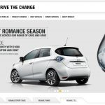 'Restart your heart' with loveable Renault savings