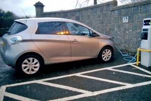 ZOE Charging in Aberdeen (Image: alloam)