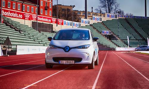 Renault ZOE arrives in Norway (Image: Renault)