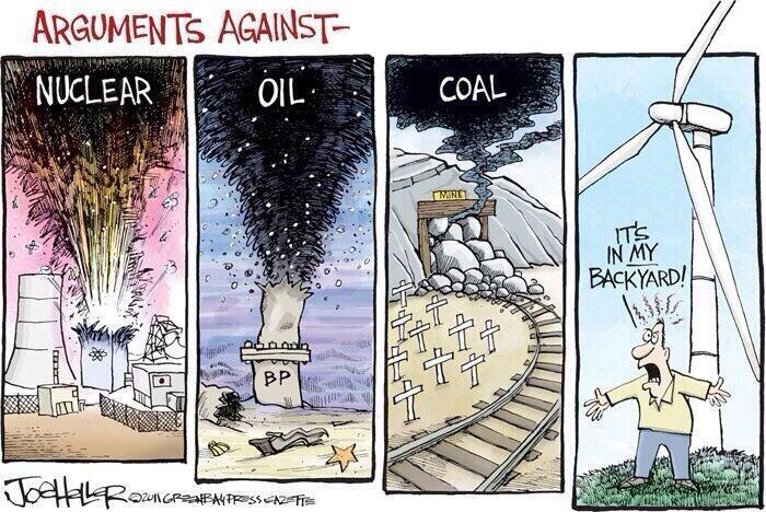 Arguments against... (Image: SolarAdvanced/Twitter)