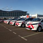 SEMMARIS inaugurates its new fleet of Renault ZOE electric vehicles