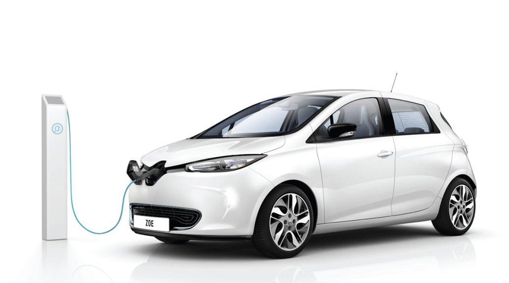 Renault zoe privatleasing