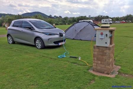 Ross-on-Wye campsite (Image: Surya)