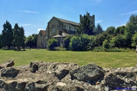 Waltham Abbey (Image; Surya)