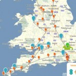 POD Point Successfully Complete Their 15 Day Charge Around the UK in a Renault ZOE