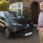 Renault ZOE: Commuter Road Test – Eddie