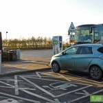A Long Journey Easier with an Electric Car than a Conventional One