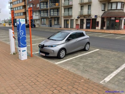 Charging at De Panne (Image: Surya)