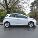 Next Green Car test the Renault ZOE