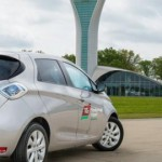 All-Electric ZOE takes off at TAG Farnborough Airport