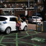 Driving from the UK to Belgium in a Renault Zoe electric car