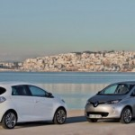 Renault leading electric vehicle market in Europe