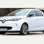 New Renault ZOE from £198 per month fuel included
