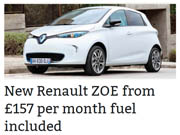 Fuel Included Advert
